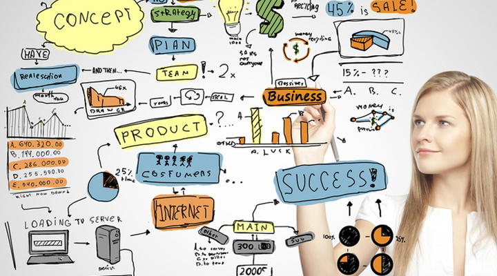 business plan professionale