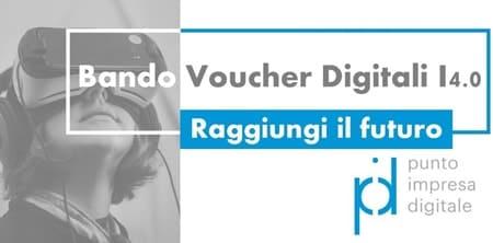 Bando Voucher Digitali I4.0 Lazio