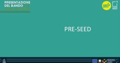 Pre Seed, per il bando della Regione Lazio su startup innovative e spin-off della ricerca c'è tempo fino al 16 luglio