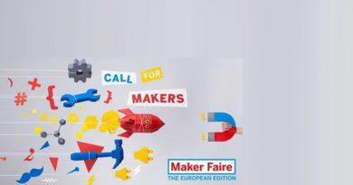 Regione Lazio alla Maker Faire: lancio della Call4Makers @MakerFaireRome fino al 28 agosto