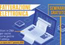 Fatturazione elettronica, a Civitavecchia seminario gratuito CNA sull'obbligo in vigore dal 1° gennaio 2019